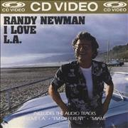 Click here for more info about 'Randy Newman - I Love L.A. - CD-Video'