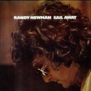 Randy Newman Sail Away + Poster UK vinyl LP