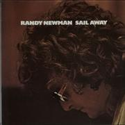 Randy Newman Sail Away UK vinyl LP