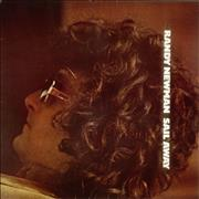 Randy Newman Sail Away Germany vinyl LP