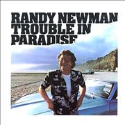 Randy Newman Trouble In Paradise Germany vinyl LP