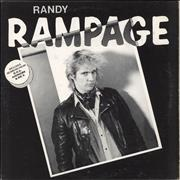 Click here for more info about 'Randy Rampage EP'
