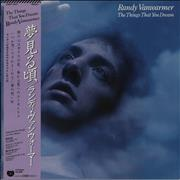 Click here for more info about 'Randy Vanwarmer - The Things That You Dream'