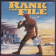 Rank And File Rank And File USA vinyl LP