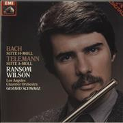 Click here for more info about 'Ransom Wilson - Bach: Suite H-Moll / Telemann: Suite A-Moll'