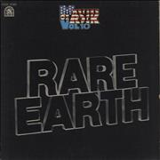 Click here for more info about 'Rare Earth - Masters Of Rock Vol. 10'