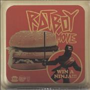 Click here for more info about 'Rat Boy - Move - Sealed'