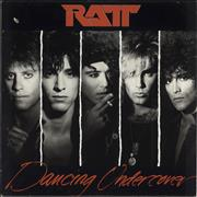 Click here for more info about 'Ratt - Dancing Under Cover'