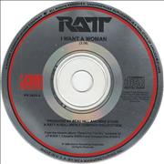 Click here for more info about 'Ratt - I Want A Woman'