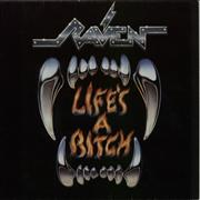 Raven Life's A Bitch Germany vinyl LP