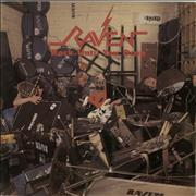 Raven Rock Until You Drop - EX UK vinyl LP