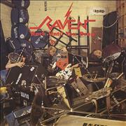 Raven Rock Until You Drop UK vinyl LP