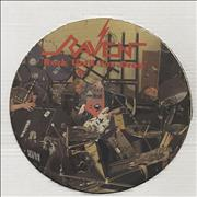 Raven Rock Until You Drop UK picture disc LP