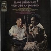 Click here for more info about 'Ravi Shankar - Ravi Shankar Et Yehudi Menuhin'