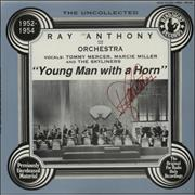 Click here for more info about 'Ray Anthony - The Uncollected - Young Man With A Horn - 1952-54 - Signed'