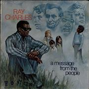 Click here for more info about 'Ray Charles - A Message From The People'