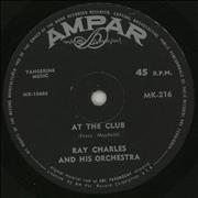 Click here for more info about 'Ray Charles - At The Club'