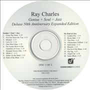 Click here for more info about 'Ray Charles - Genius + Soul = Jazz - Expanded Edition'