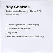 Click here for more info about 'Ray Charles - Genius Loves Company'