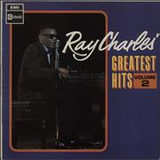 Click here for more info about 'Ray Charles - Greatest Hits Volume 2 - First Issue'