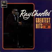 Click here for more info about 'Ray Charles - Greatest Hits Volume 2 - First Issue - Mono'