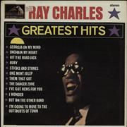 Click here for more info about 'Ray Charles - Greatest Hits'