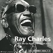Click here for more info about 'Ray Charles - Here We Go Again'