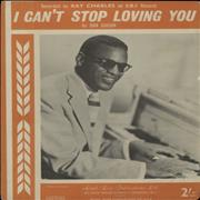 Click here for more info about 'Ray Charles - I Can't Stop Loving You'