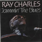 Click here for more info about 'Ray Charles - Jammin' The Blues'