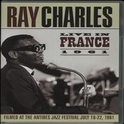 Click here for more info about 'Ray Charles - Live In France 1961'