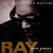 Click here for more info about 'Ray Charles - Ray - Rare Genius: The Undiscovered Masters'