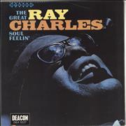 Click here for more info about 'Ray Charles - Soul Feelin''