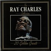 Click here for more info about 'Ray Charles - The Ray Charles Collection - 20 Golden Greats'