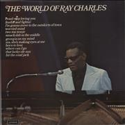 Click here for more info about 'Ray Charles - The World Of Ray Charles'
