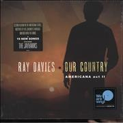Click here for more info about 'Ray Davies (Kinks) - Our Country: Americana Act II - Sealed'