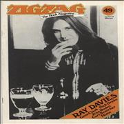 Click here for more info about 'Ray Davies (Kinks) - Zig Zag #49'