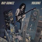 Ray Gomez Volume UK vinyl LP