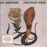 Click here for more info about 'Ray Lamontagne - Forever My Friend'