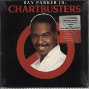 Click here for more info about 'Ray Parker Jr - Chartbusters - Sealed & Stickered'