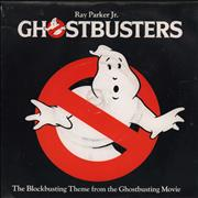 Click here for more info about 'Ray Parker Jr - Ghostbusters - P/S'