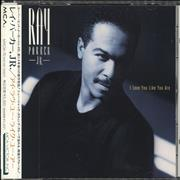 Click here for more info about 'Ray Parker Jr - I Love You Like You Are'