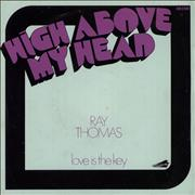 Click here for more info about 'Ray Thomas - High Above My Head'