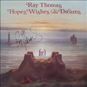 Click here for more info about 'Ray Thomas - Hopes Wishes & Dreams - Autographed Marker'