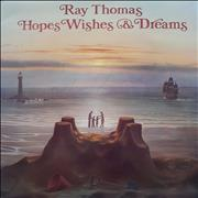 Click here for more info about 'Ray Thomas - Hopes Wishes & Dreams - Autographed biro'