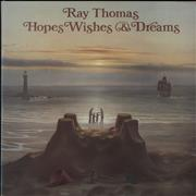Click here for more info about 'Ray Thomas - Hopes Wishes & Dreams'