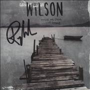Click here for more info about 'Ray Wilson - Makes Me Think Of Home - Autographed'
