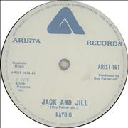 Click here for more info about 'Raydio - Jack And Jill - Solid'