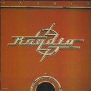 Raydio Raydio UK vinyl LP