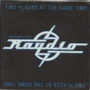 Click here for more info about 'Raydio - Two Places At The Same Time'