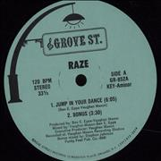 Click here for more info about 'Raze - Jump In Your Dance / Jack The Groove'